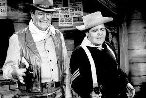 Jonathan Winters John Wayne