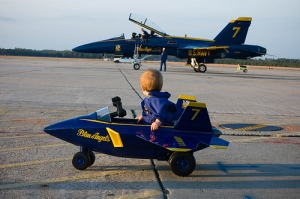 No, no! Not that kind of pilot. Although, cute photo. (Image used without permission)