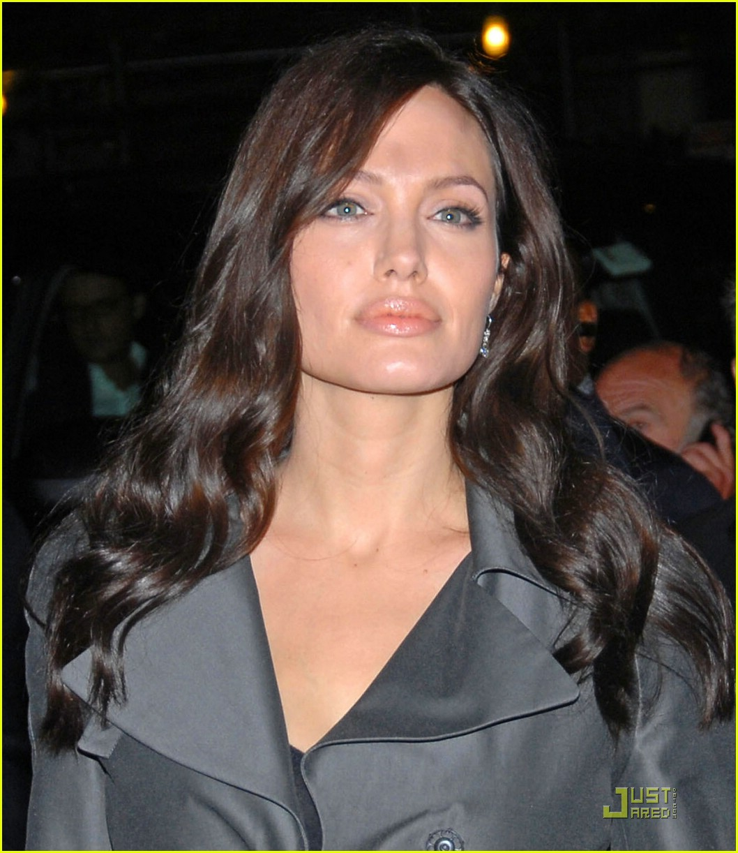 Angelina jolie hot boob can suggest