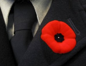 Remembrance Day Poppy