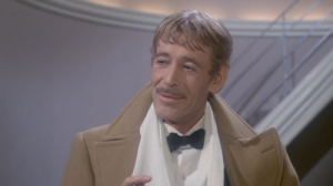 Peter O'Toole as Alan Swan