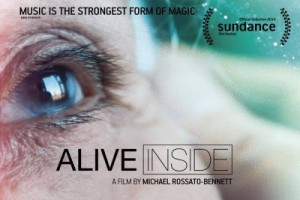 Alive Inside movie poster from the Sundance Film Festival