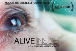 Alive Inside movie poster from the Sundance Film Festival
