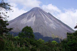 In Costa Rica, when you finish exploring the jungle, there is still the mountain to climb