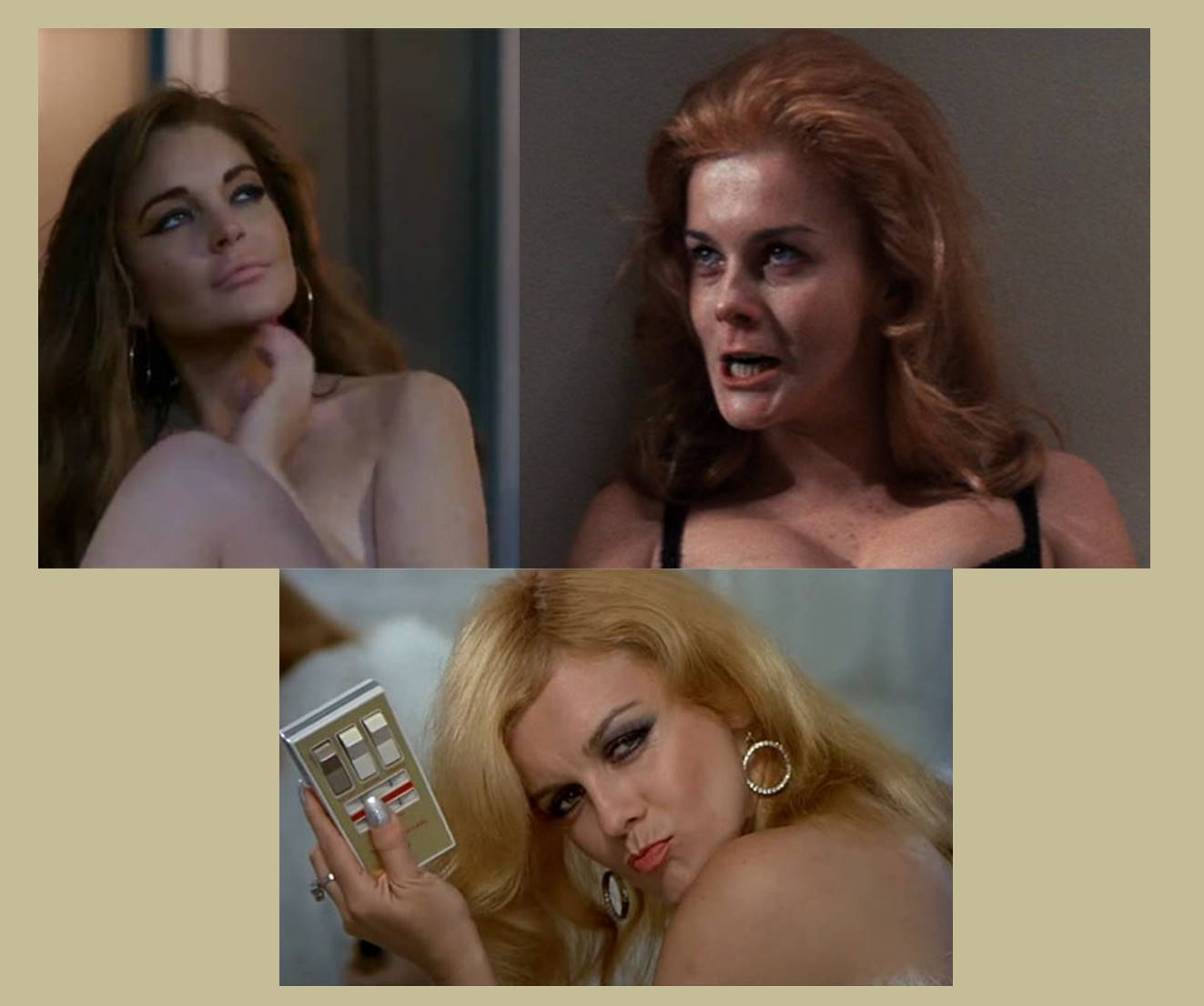 For that Ann margret carnal knowledge can