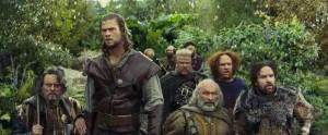 Dwarves huntsman