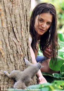 """Love the internet for this stuff...""""woman talking to squirrel"""""""