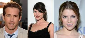 Ryan Reynolds, Gemma Arterton, Anna Kendrick