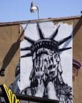 Sad Lady Liberty