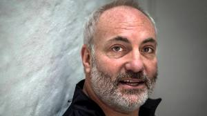 The tortured interrogator (Kim Bodnia)