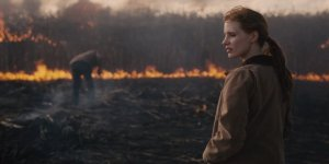 The ones left behind search for a way out (Jessica Chastain)