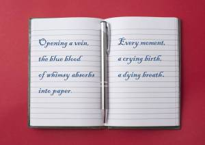 Write to life