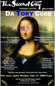 Da Tory Code poster