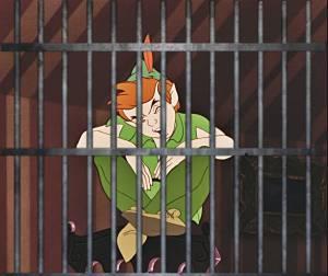 Prison pan