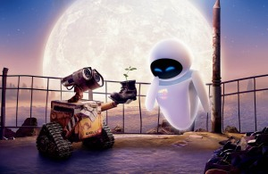 Wall-E dealt with issues of love and environmental destruction