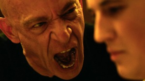 The beast will be satisfied (JK Simmons, Miles Teller)