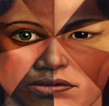 One race, many peoples (from mediadiversified.org)