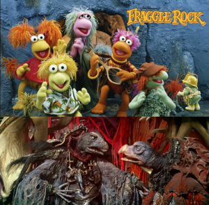 Fraggle-crystal