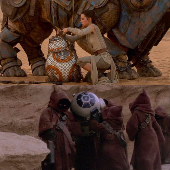 Droid capture
