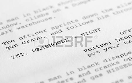 31429063-close-up-of-a-page-from-a-screenplay
