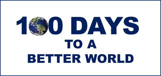 100 Days to a Better World