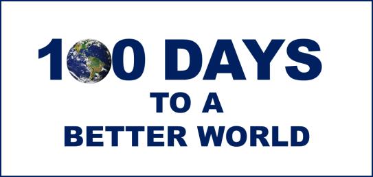 100 Days to a Better World