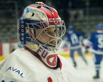 Laval Rocket's Zach Fucale
